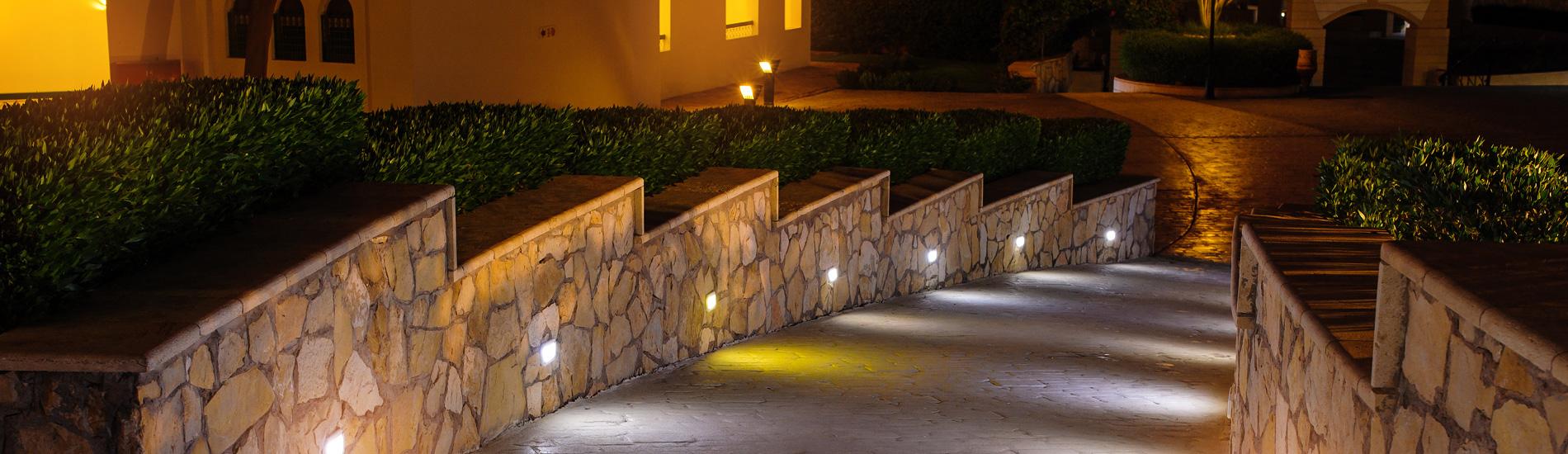 Garden Lighting Adelaide | Hand Made Gardens