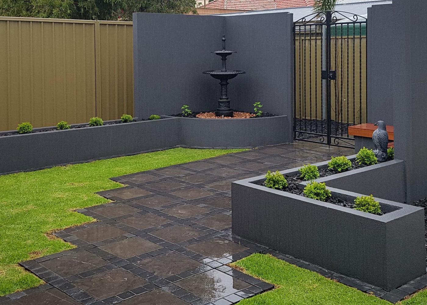 Landscape Design Construction | Hand Made Gardens
