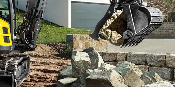 Earthworks & Stormwater Drainage Systems | Hand Made Gardens