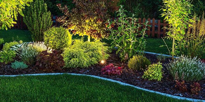 Garden Lighting | Hand Made Gardens