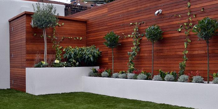 Merbau Privacy Screens | Hand Made Gardens