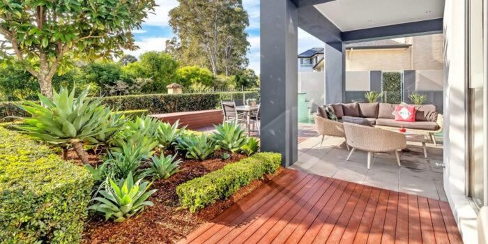 Garden Makeovers Adelaide SA   Hand Made Gardens