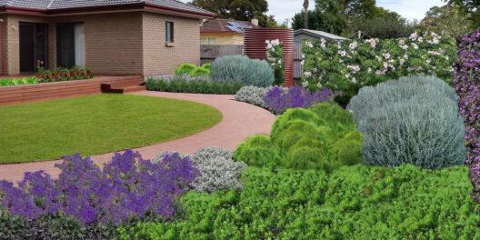 Hardwood Timber Decking | Back Garden Makeover Adelaide SA